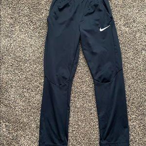 Black boys Nike bootcut